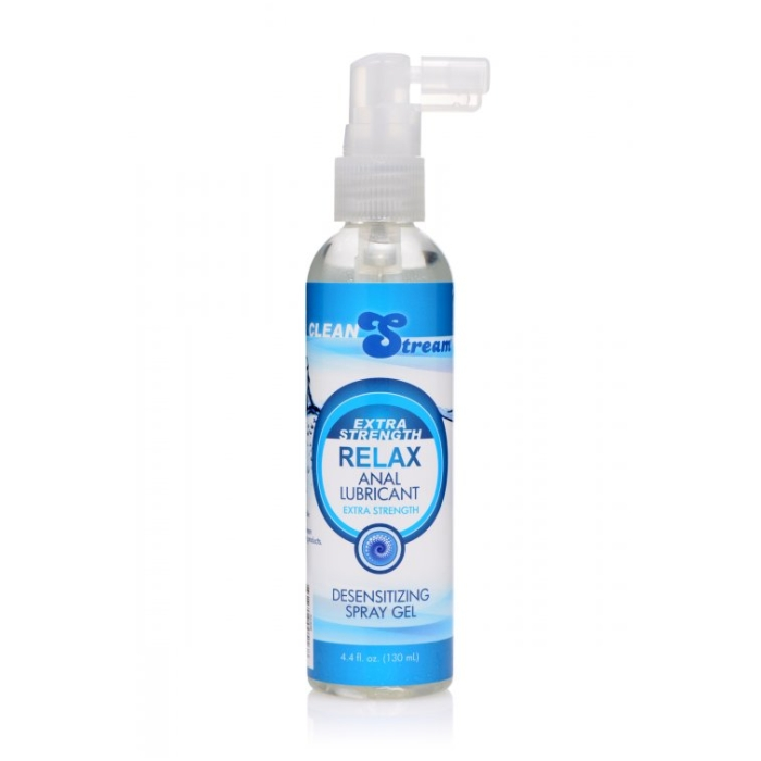 CS RELAX EXTRA STRENGTH ANAL LUBRICANT 4OZ