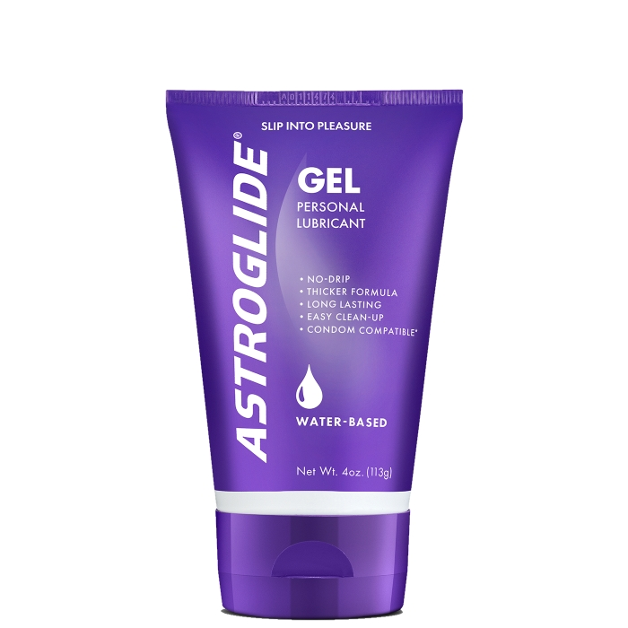 ASTROGLIDE ORIGINAL GEL 4 OZ TUBE