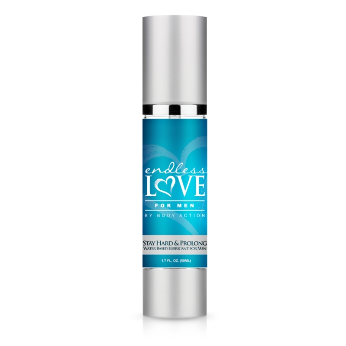 ENDLESS LOVE FOR MEN STAYHARD & PROLONG 1.7 OZ