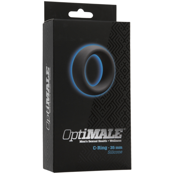 OPTIMALE - C-RING 35 MM SILICONE - SLATE