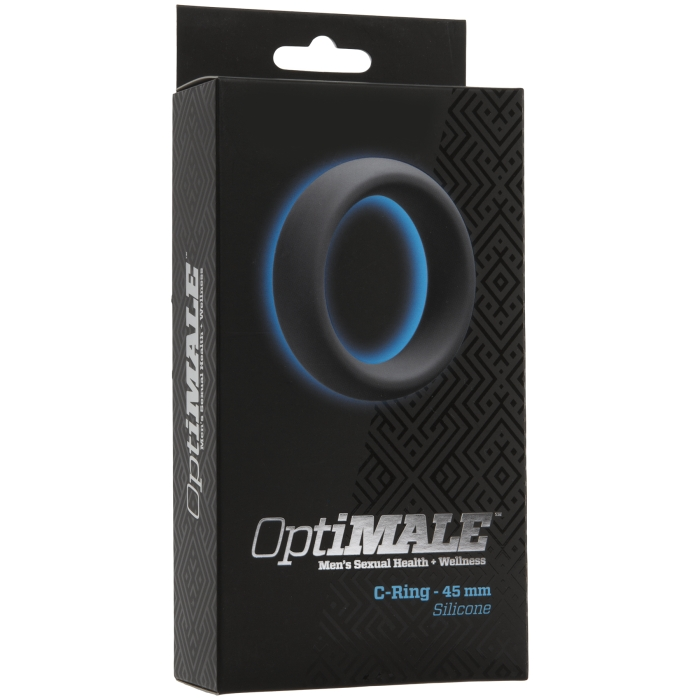 OPTIMALE - C-RING 45 MM SILICONE - SLATE