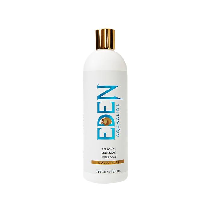 EDEN AQUAGLIDE 16 OZ BOTTLE