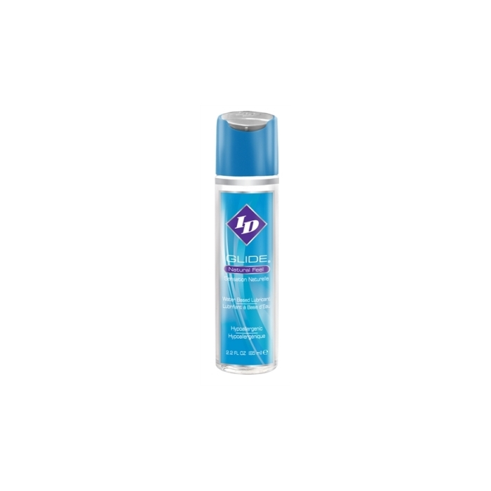 ID GLIDE H2O LUBRICANT NATURAL FEEL 2.2 OZ
