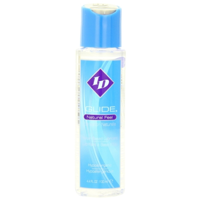 ID GLIDE H2O LUBRICANT NATURAL FEEL 4.4 OZ