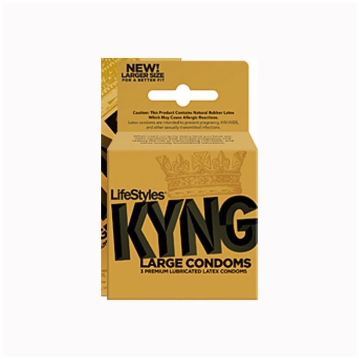 LIFESTYLES KYNG GOLD PACKAGE 3CT
