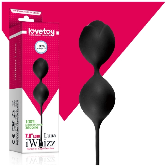 IWHIZZ KEGEL BALL - BLACK