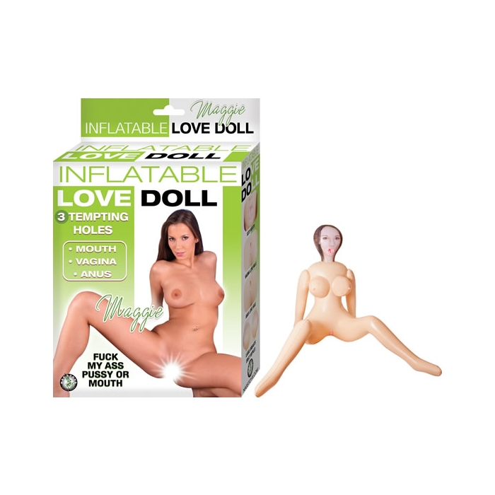 INFLATABLE LOVE DOLL MAGGIE