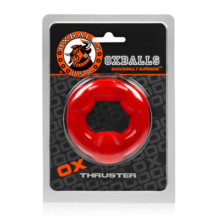 THRUSTER COCKRING RED