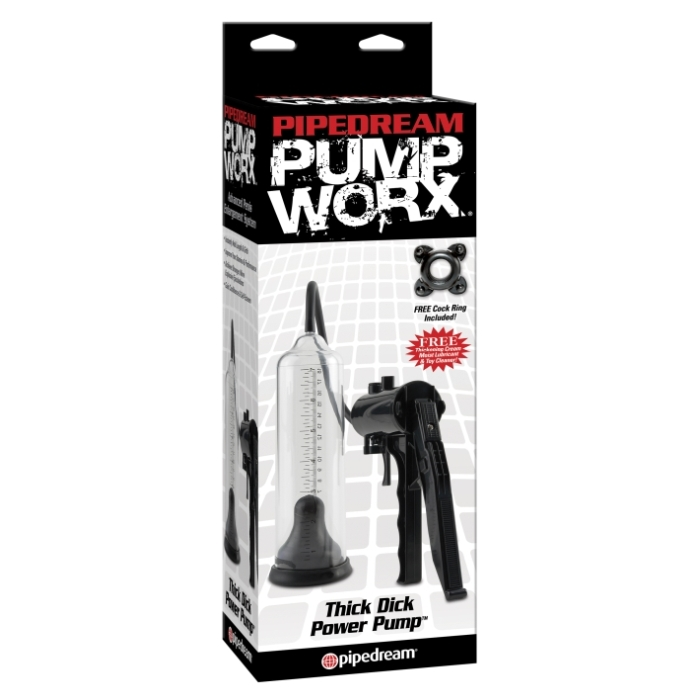 PUMP WORX - THICK DICK POWER PUMP