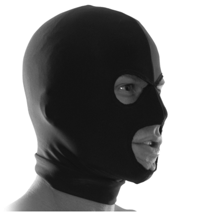 FETISH FANTASY LTD SPANDEX HOOD
