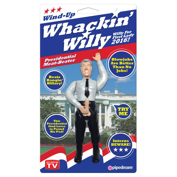WHACKIN' WILLY WIND-UP