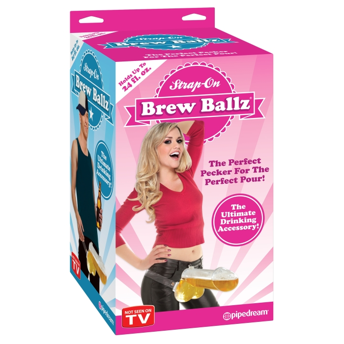 STRAP-ON BREW BALLZ