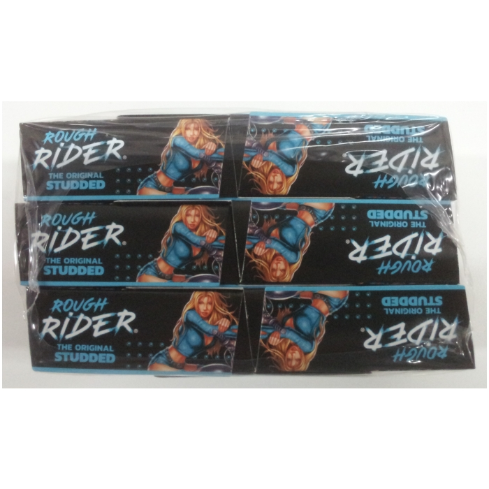 RIDER ROUGH THE ORIGINAL STUDDED 3CT
