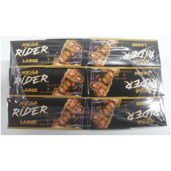 RIDER MEGA LARGE 3CT
