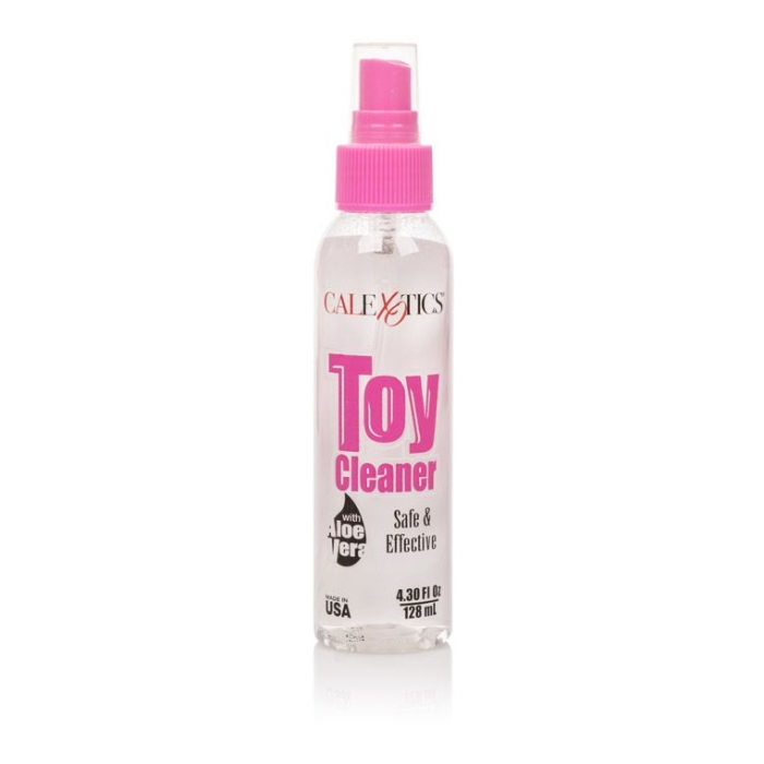 UNIVERSAL TOY CLEANER WITH ALOE VERA - CLEAR