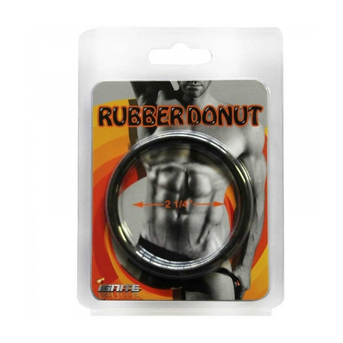 RUBBER COCK RING - 2.25IN (SI-95047)
