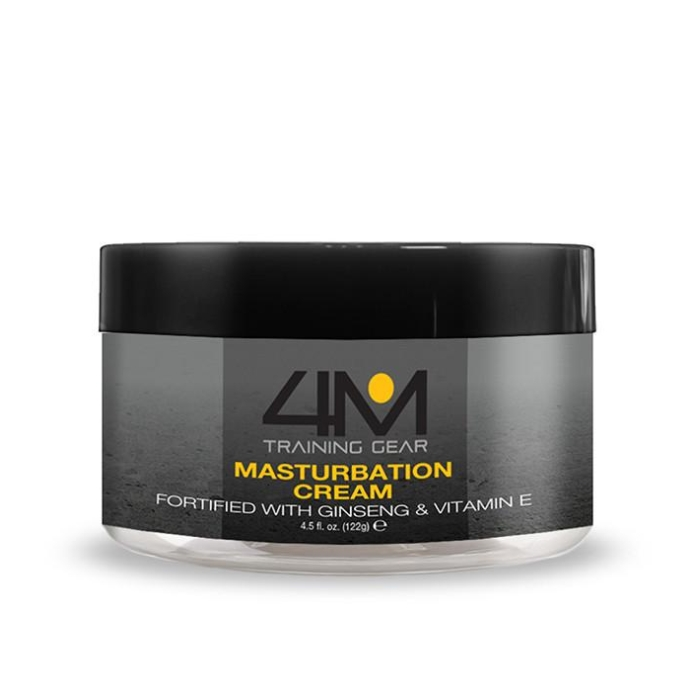 4M MASTURBATION CREAM W/ GINSENG 4.5FL OZ / 122G