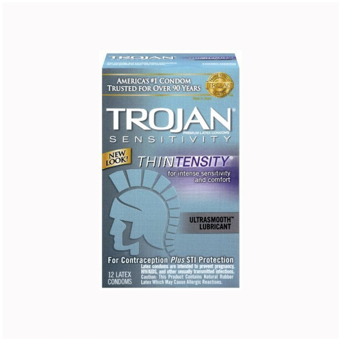 TROJAN THINTENSITY 12CT
